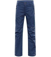 Dětské softshellové kalhoty PLATAN 4 ALPINE PRO