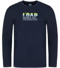 Pánske tričko dlhý rukáv ALBI LOAP