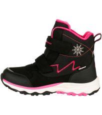 Dětská zimní obuv MOKOSHO ALPINE PRO