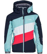 Dievčenské lyžiarska bunda SAARA-JG KILPI