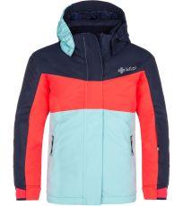 Dívčí lyžařská bunda MILS-JG KILPI