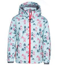 Dievčenské lyžiarska bunda JENOVA-JG KILPI