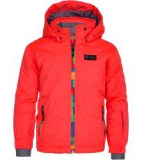 Dívčí lyžařská bunda LIGASA-JG KILPI