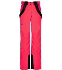 Dámské lyžařské kalhoty - větší velikosti ELARE-W KILPI