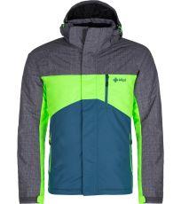 Pánska zimná bunda - väčšej veľkosti OBER-M KILPI