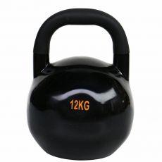 Posilňovacie náradie Olympic kettlebell 12 kg Sveltus