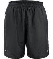 Pánské běžecké 2-vrstvé šortky BASE NEWLINE