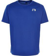 Pánské běžecké tričko BLACK NEWLINE