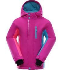 Dětská lyžařská bunda WIREMO ALPINE PRO