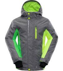 Dětská lyžařská bunda WIREMO 2 ALPINE PRO
