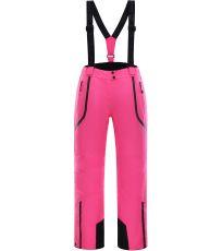 Dámské lyžařské kalhoty NUDDA 2 ALPINE PRO