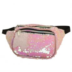 Dámska ľadvinka Sequin Bum Bag Miso