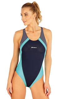 Jednodielne športové plavky 6B297 LITEX