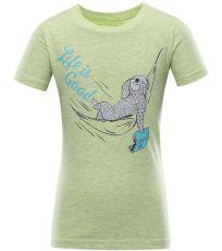 Detské tričko GARO 4 ALPINE PRO