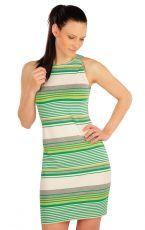 Šaty dámské bez rukávu 5A418666 LITEX