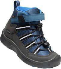HIKEPORT 2 SPORT MID WP C Dětská celoroční obuv KEEN