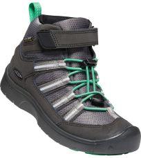 HIKEPORT 2 SPORT MID WP C Detská celoročná obuv KEEN