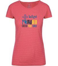 Dámske funkčné tričko - väčšej veľkosti GIACINTO-W KILPI