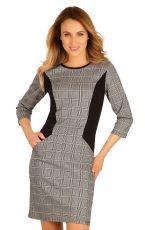 Šaty dámské s 3/4 rukávem 60062999 LITEX