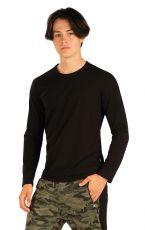Tričko pánske s dlhým rukávom 60391901 LITEX