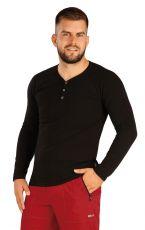 Tričko pánske s dlhým rukávom 60392901 LITEX