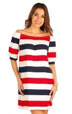 Šaty dámské s krátkým rukávem 5B011 LITEX