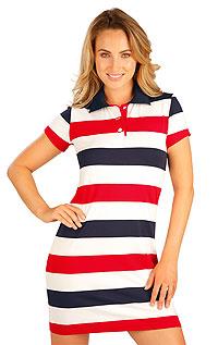 Šaty dámské s krátkým rukávem 5B012 LITEX