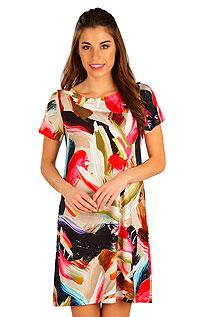 Šaty dámské s krátkým rukávem 5B021 LITEX