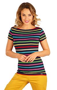 Tričko dámske s krátkym rukávom 5B037 LITEX