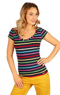 Tričko dámské s krátkým rukávem 5B038 LITEX