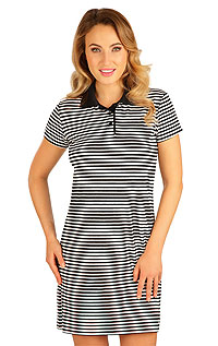 Šaty dámske s kratkym rukávom 5B076 LITEX