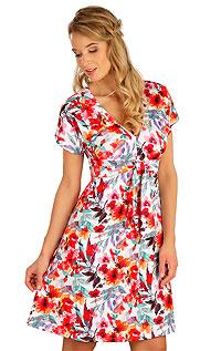 Šaty dámske s kratkym rukávom 5B087 LITEX