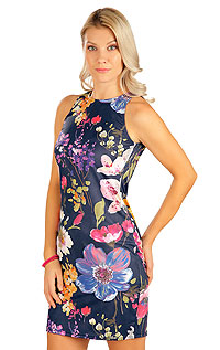 Šaty dámske bez rukávov 5B090 LITEX
