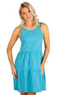 Šaty dámské na ramínka 5B102 LITEX