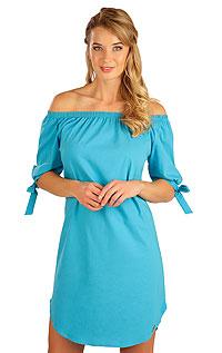 Šaty dámské s krátkým rukávem 5B103504 LITEX