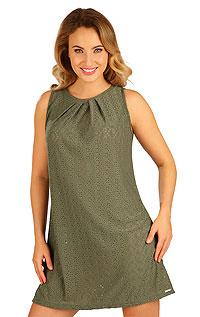 Šaty dámske bez rukávov 5B117620 LITEX