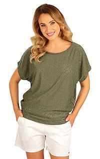 Tričko dámské s krátkým rukávem 5B120 LITEX