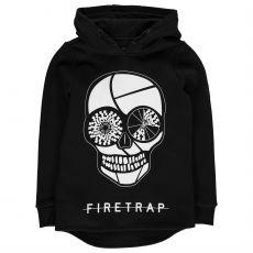 Chlapčenská mikina Graphic OTH Hoody Junior Boys FIRETRAP