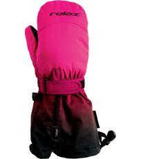 Detské lyžiarske rukavice PUZZYTO RELAX