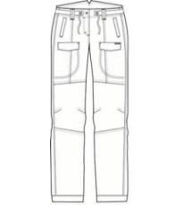 Dámské kalhoty POWER ALPINE PRO