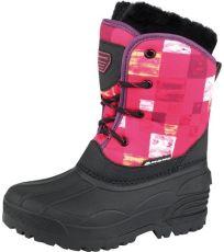 Dětská zimní obuv PINGORA ALPINE PRO