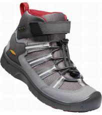 HIKEPORT 2 SPORT MID WP Y Detská celoročná obuv KEEN