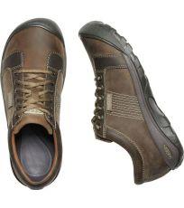 Austin M Pánské kožené boty KEEN