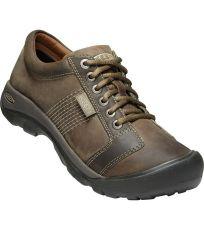 Austin M Pánska kožená obuv KEEN