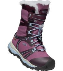 TERRADORA WINTER WP C Dětská zimní obuv KEEN