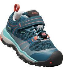 TERRADORA LOW WP K Dětská sportovní obuv KEEN