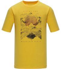 Pánské triko TIBERIO 3 ALPINE PRO