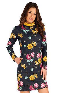 Mikinové šaty s dlouhým rukávem 7A076999 LITEX