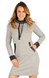 Mikinové šaty s kapucí 7A092110 LITEX