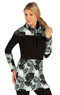Mikinové šaty s dlhým rukávom 7A322999 LITEX
